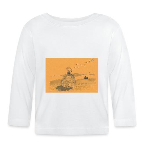 Poster Jack K - T-shirt manches longues Bébé