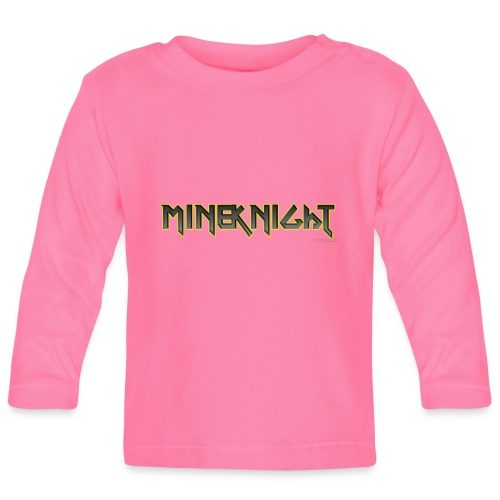 MineKnight mugg - Långärmad T-shirt baby