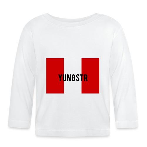 youngstr Logo Shirt - Langærmet babyshirt