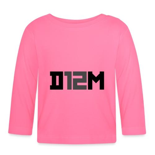 D12M: SHORT BLACK - T-shirt