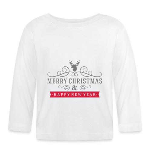 We whish you 4 - T-shirt manches longues Bébé