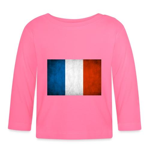 FRANCE - T-shirt manches longues Bébé