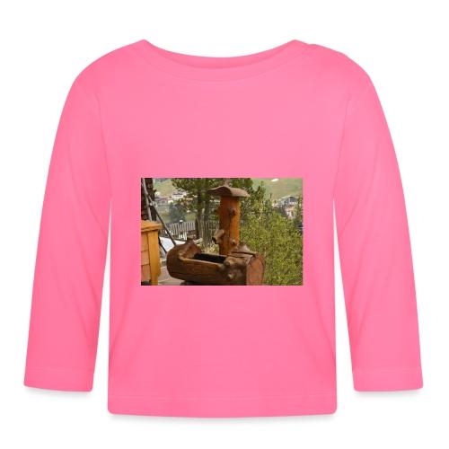 19.12.17 - Baby Langarmshirt