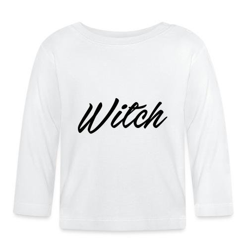witch - T-shirt manches longues Bébé