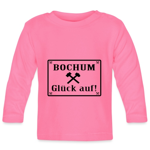 Glück auf! Bochum - Baby Langarmshirt