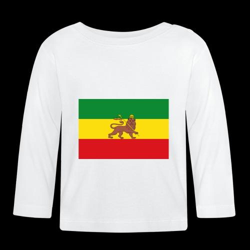 LION FLAG - Baby Long Sleeve T-Shirt