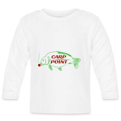 Carp Point new1 mid - Baby Langarmshirt