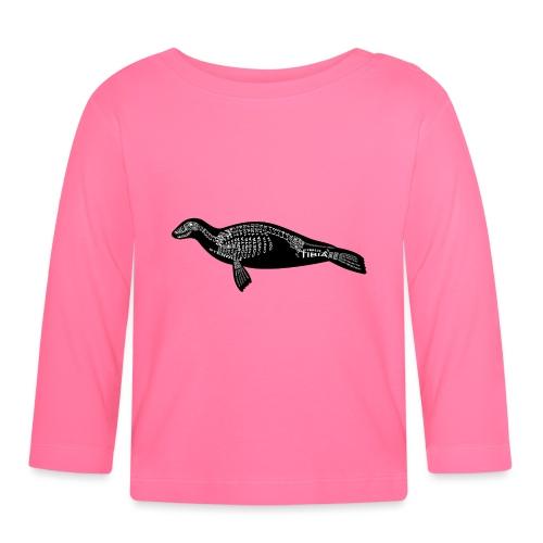 Robben skelet - T-shirt