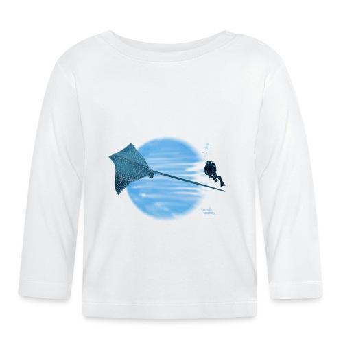 Raie stingray - T-shirt manches longues Bébé
