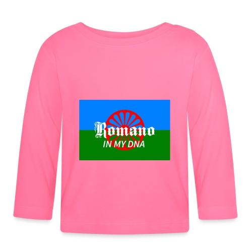 flaglennyinmydna - Långärmad T-shirt baby