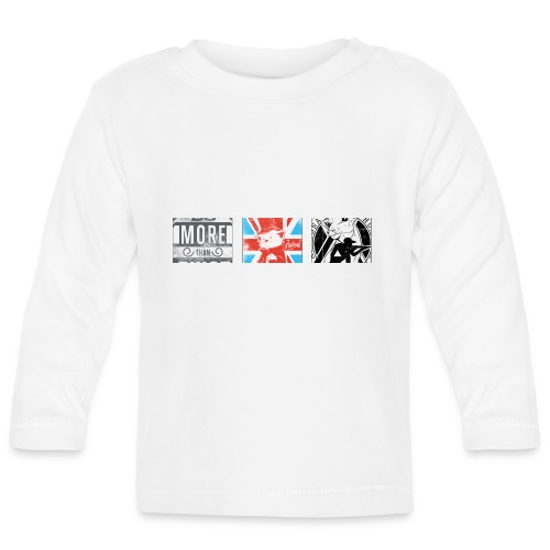 71 medley 1 - Baby Langarmshirt