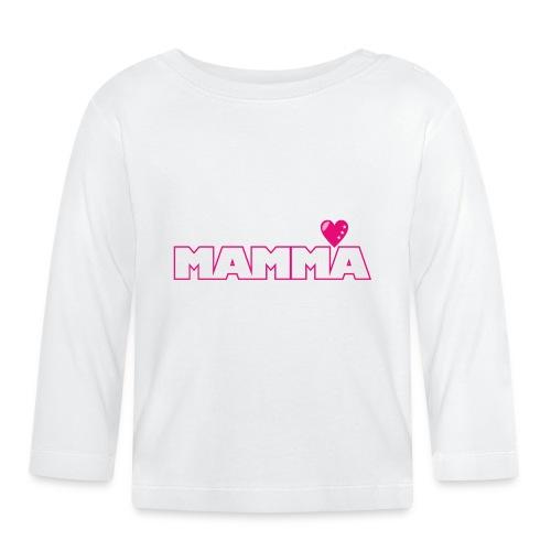 MAMMA - Långärmad T-shirt baby
