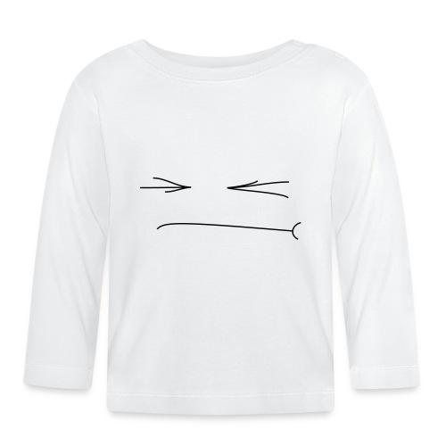 Gepfetzt - Baby Langarmshirt