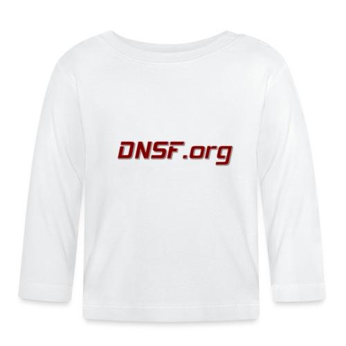 DNSF t-paita - Vauvan pitkähihainen paita