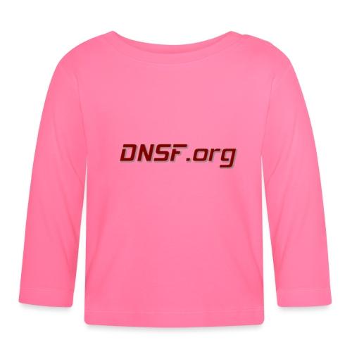 DNSF hotpäntsit - Vauvan pitkähihainen paita