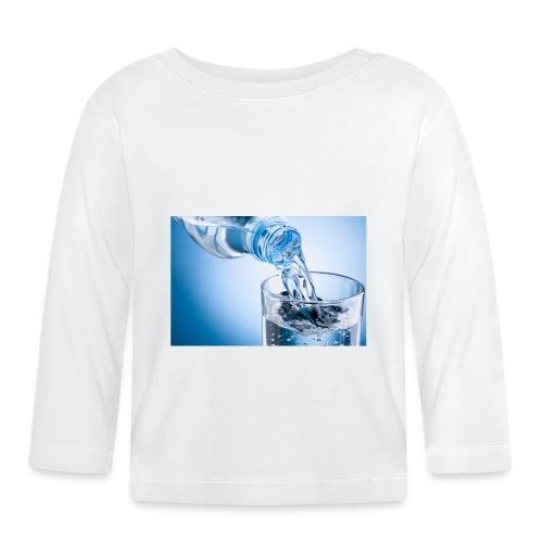 vand - Langærmet babyshirt
