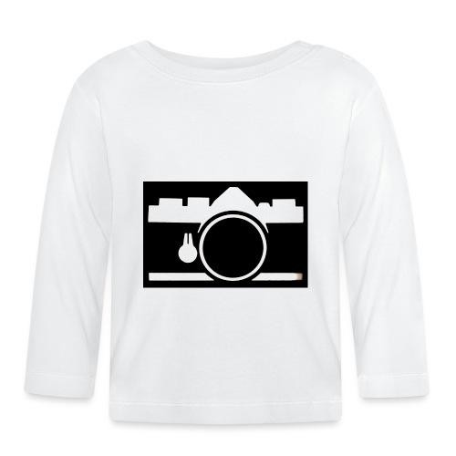 Vintage Camera - Maglietta a manica lunga per bambini