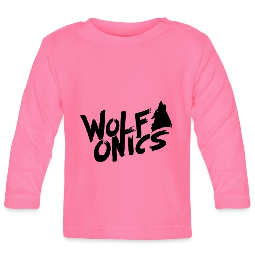 Wolfonics - Baby Langarmshirt