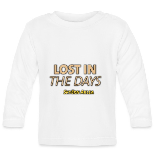 SKYERN AKLEA LOST IN THE DAYS - T-shirt manches longues Bébé