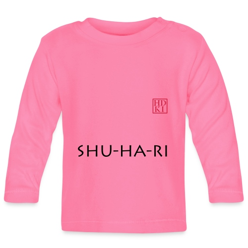 Shu-ha-ri HDKI - Baby Long Sleeve T-Shirt