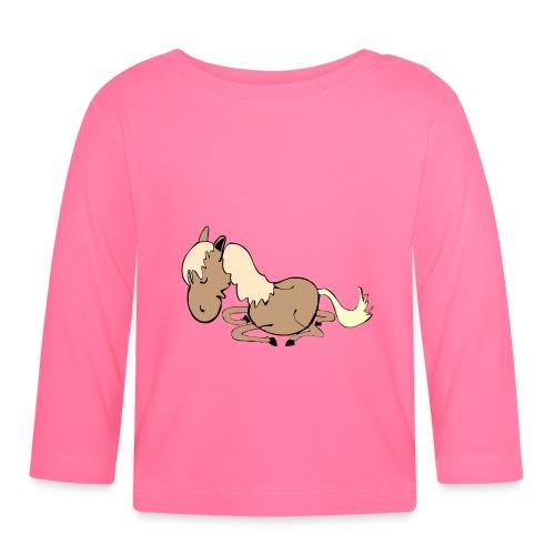 dpferd10 - Baby Langarmshirt