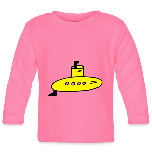 Submarine - Baby Long Sleeve T-Shirt