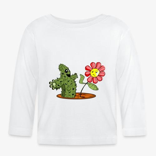 Give me a hug - T-shirt manches longues Bébé