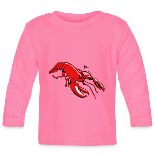 Lobster - Baby Long Sleeve T-Shirt