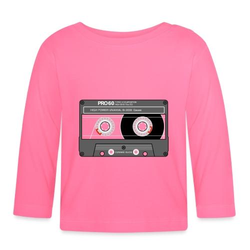 Cassette SONY UX Pro black - Baby Long Sleeve T-Shirt