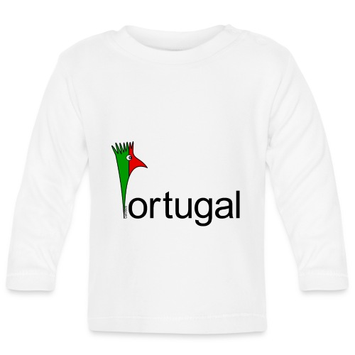 Galoloco - Portugal - Baby Langarmshirt