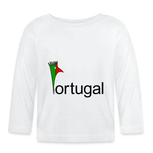 Galoloco - Portugal - T-shirt manches longues Bébé