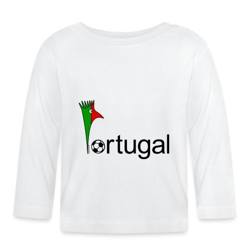 Galoloco Portugal 1 - T-shirt manches longues Bébé