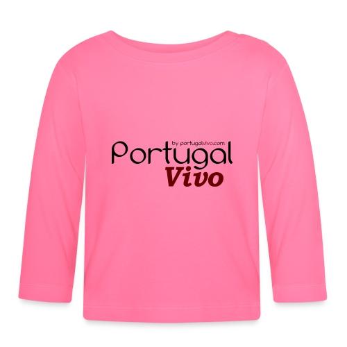 Portugal Vivo - T-shirt manches longues Bébé