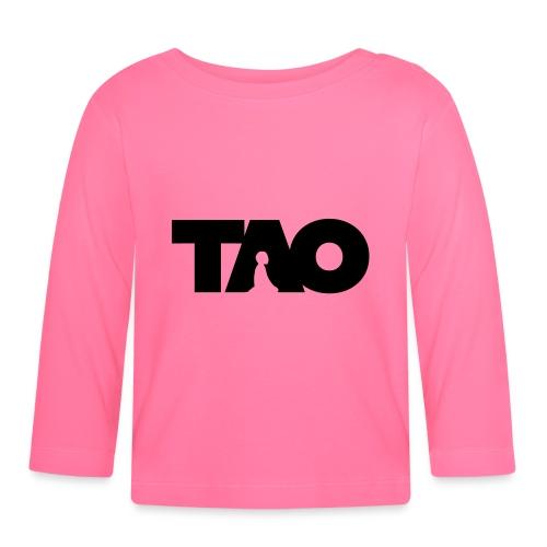 Tao meditation - T-shirt manches longues Bébé