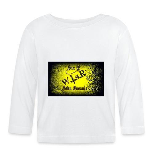 Six P & John Insanis Treenikassi - Vauvan pitkähihainen paita
