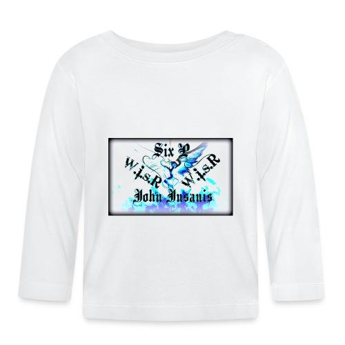 Six P & John Insanis WISR -Huppari- - Vauvan pitkähihainen paita