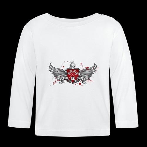 CrossFit Tuusula - Vauvan pitkähihainen paita