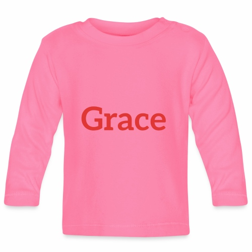 grace - Baby Long Sleeve T-Shirt