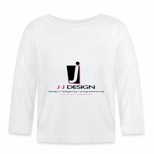 LOGO_J-J_DESIGN_FULL_for_ - Langærmet babyshirt