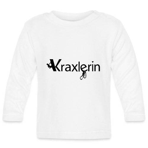 Kraxlerin - Baby Langarmshirt
