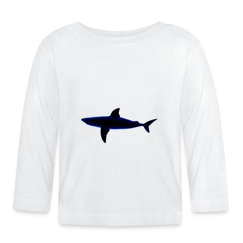 Requin - T-shirt manches longues Bébé