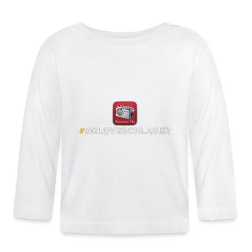 WeLoveSchlager 1 - Baby Langarmshirt