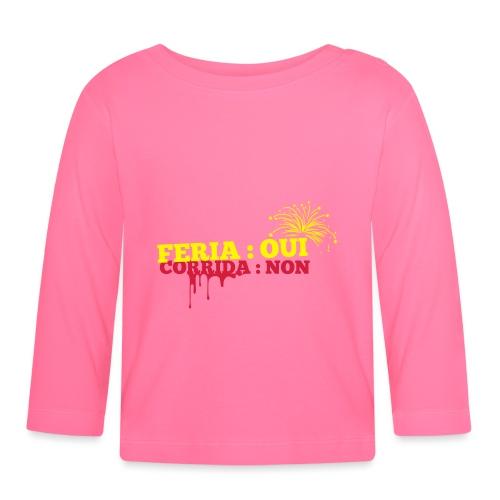 feria - T-shirt manches longues Bébé