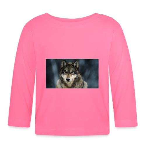 wolf shirt kids - T-shirt