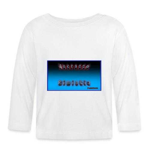 Iscrazzo_riminkia - Maglietta a manica lunga per bambini