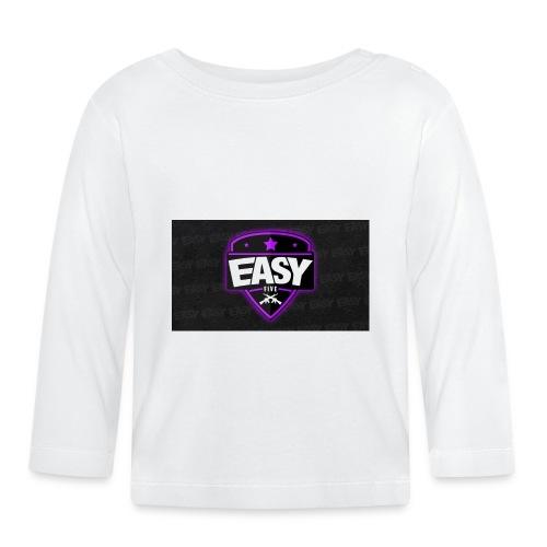 Team EasyFive muki - Vauvan pitkähihainen paita