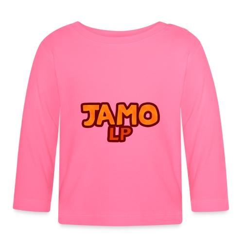 JAMOLP Logo T-shirt - Langærmet babyshirt