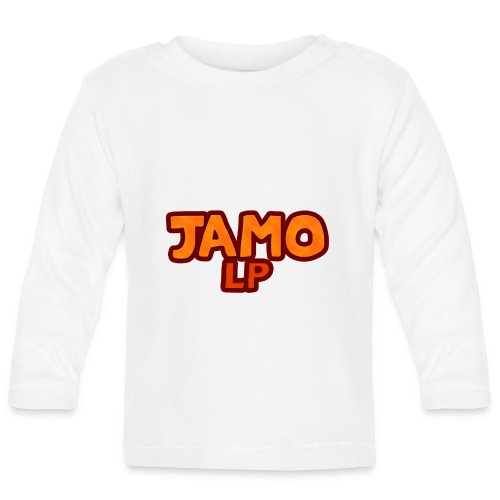 JAMOLP Logo Mug - Langærmet babyshirt