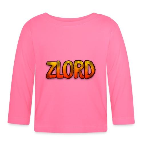 YouTuber: zLord - Maglietta a manica lunga per bambini
