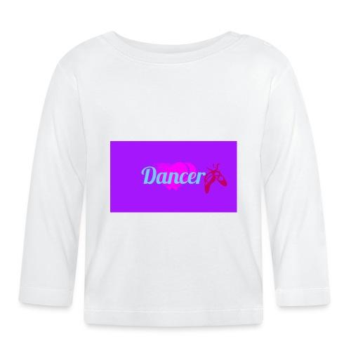 Logo_1483185851650 Dancer - Vauvan pitkähihainen paita